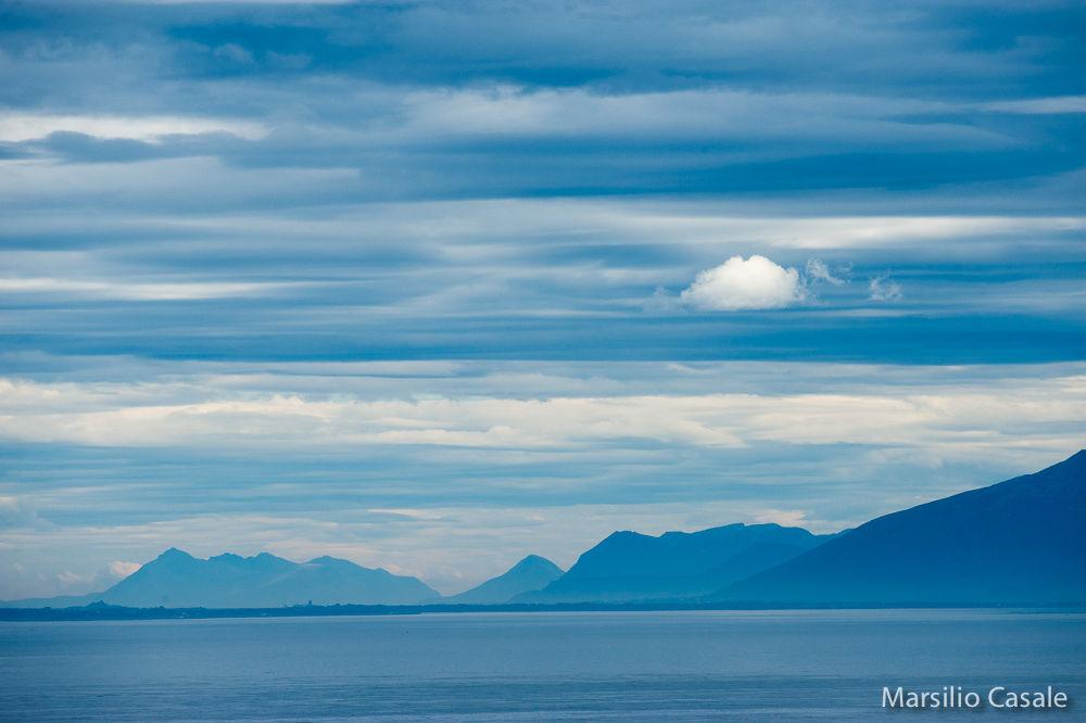 Northern Sky #2 by Marsilio Casale