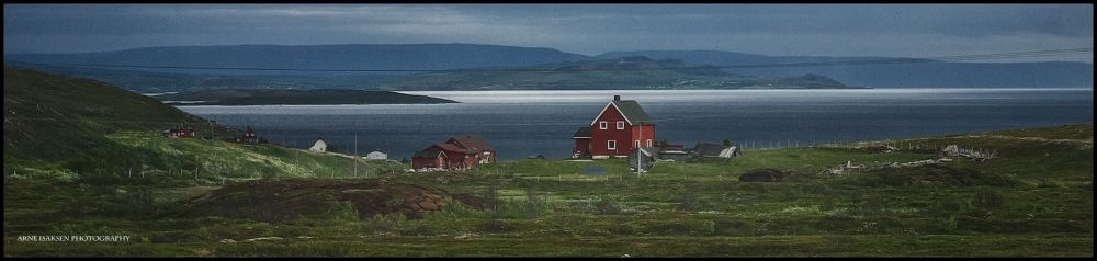 Finnmark by Arne Aase Isaksen