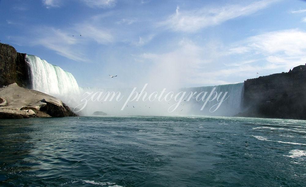 Niagara Falls by zamphotography