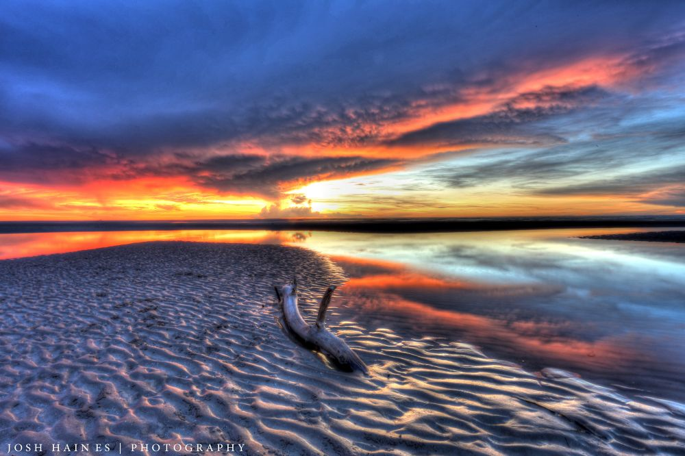 LEE POINT BEACH   DARWIN NT, AUSTRALIA by Joshua Haines