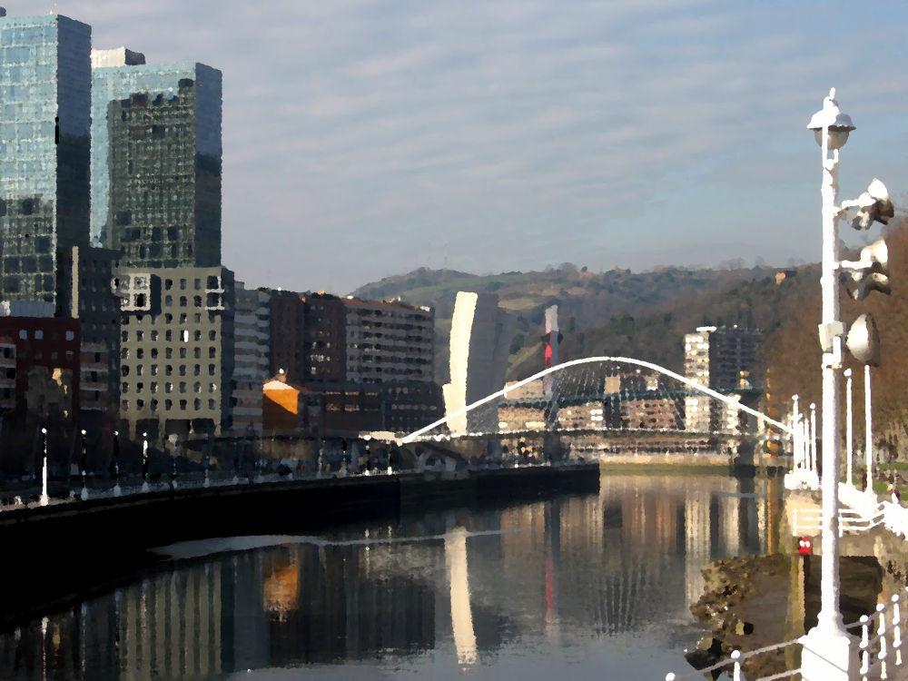 Bilbao by Polidaschamineras