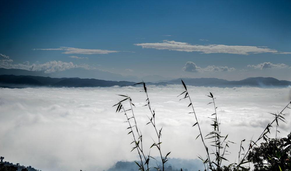 Mount Rosser by Nicholai Clarke