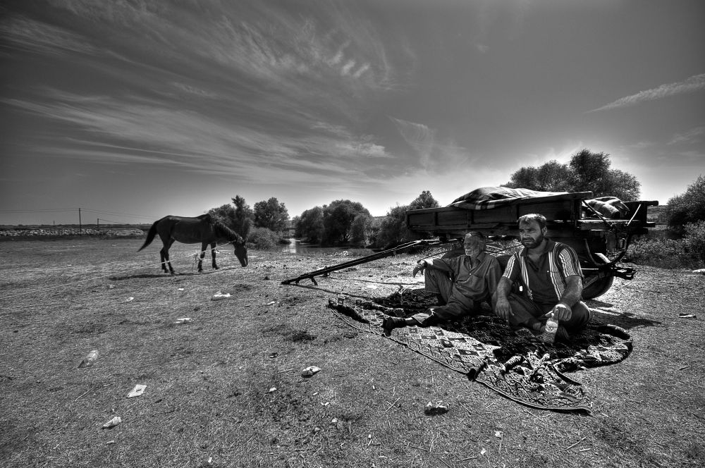 Gipsies by yucelcetin