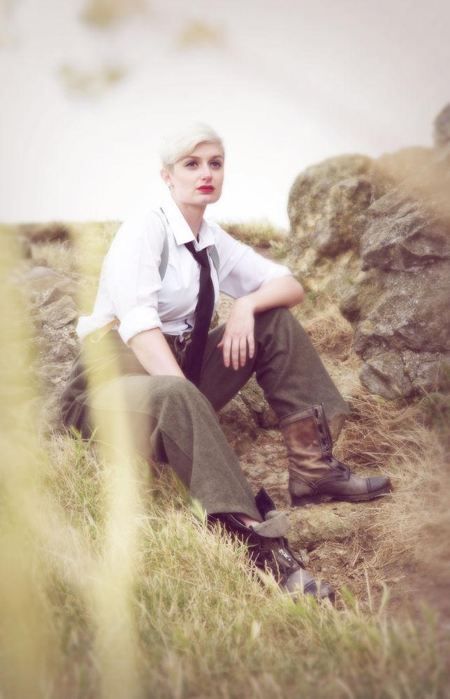 Nicola by Gareth Millar