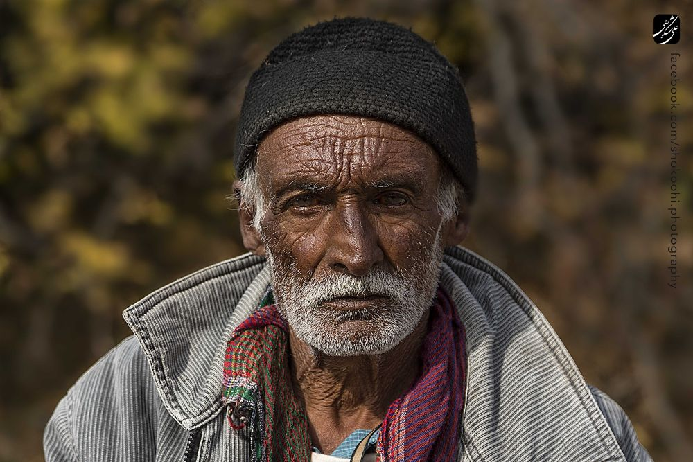 Old Man by ashk