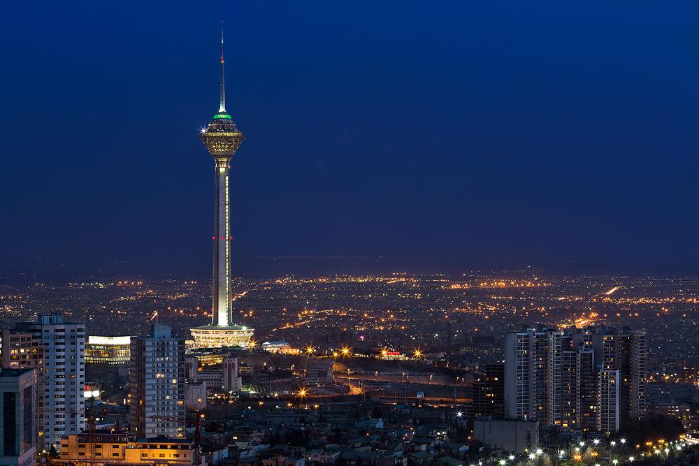 Milad Tower_TEHRAH by ashk