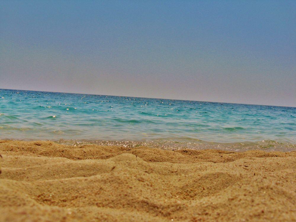 beach by kalimantan