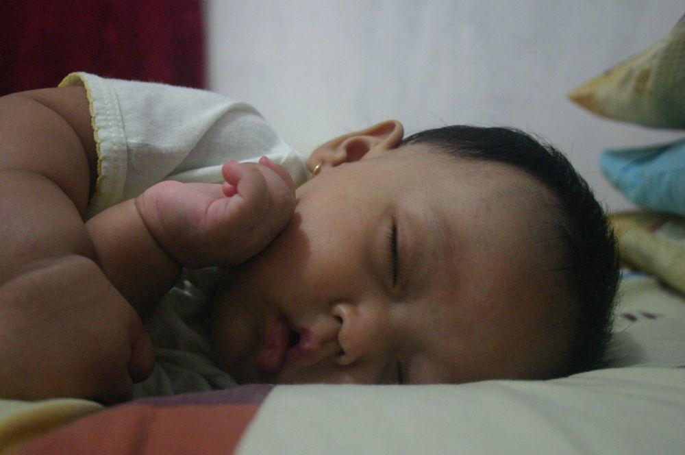nice sleep baby by Doddywisnu