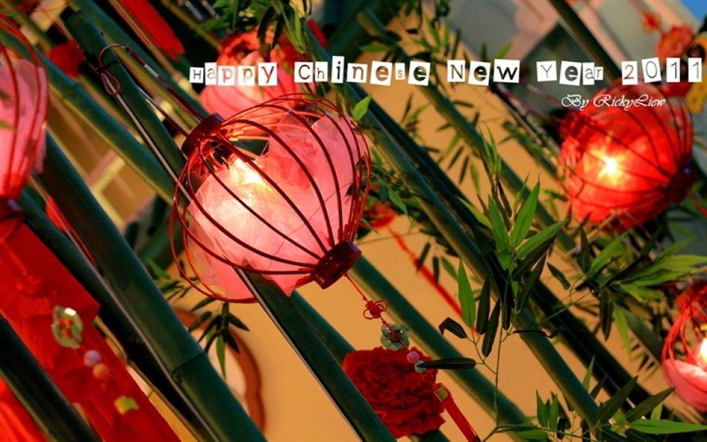 Photo in Random #happy #cny #2011