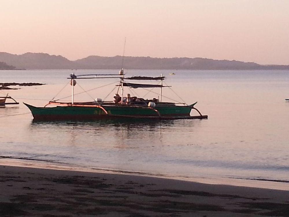 Done Fishing by Erlinda Bocar Kantor
