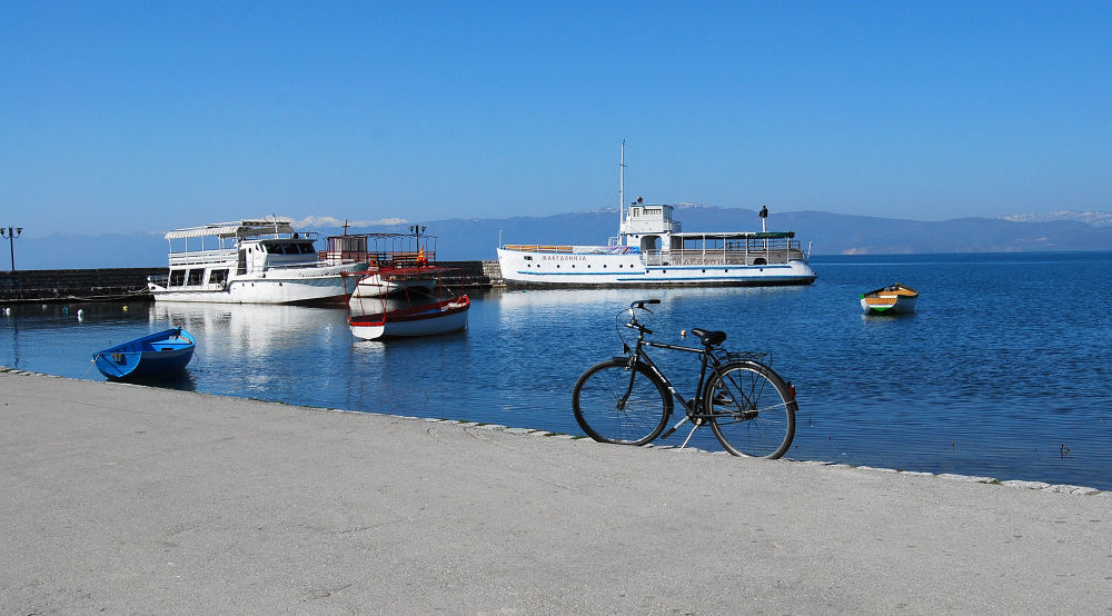 Makedonija, Ohrid by mravka