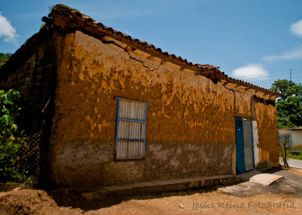 Casa de bahareque by jesrei