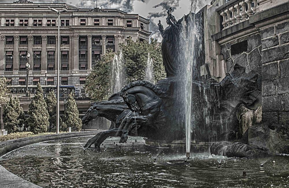 São Paulo- Brasil by fabiocmonteiro