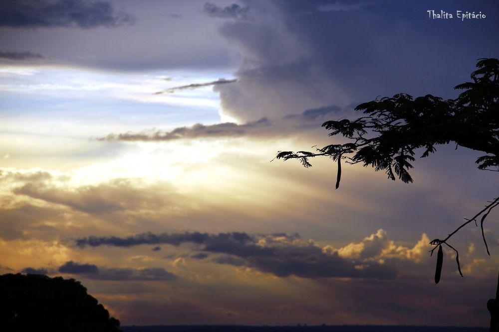 Photo in Random #natureza #céu #nuvens #raios