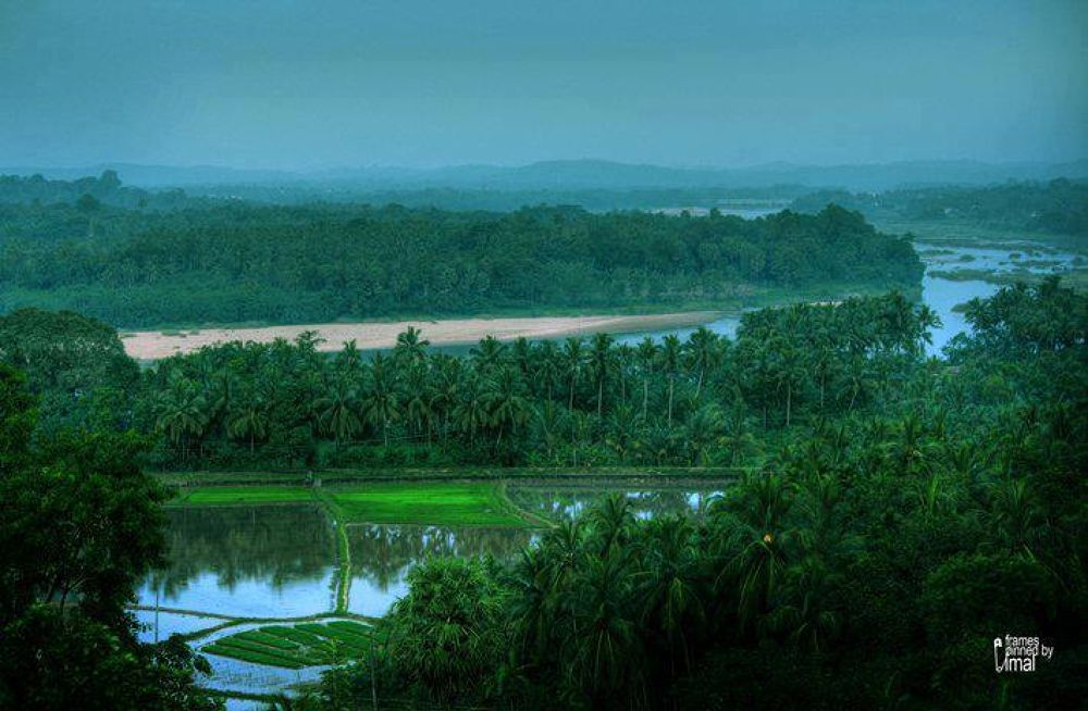 BHARATHAPUZHA,PALAKKAD,KERALA,SOUTH INDIA by happyvalleytours