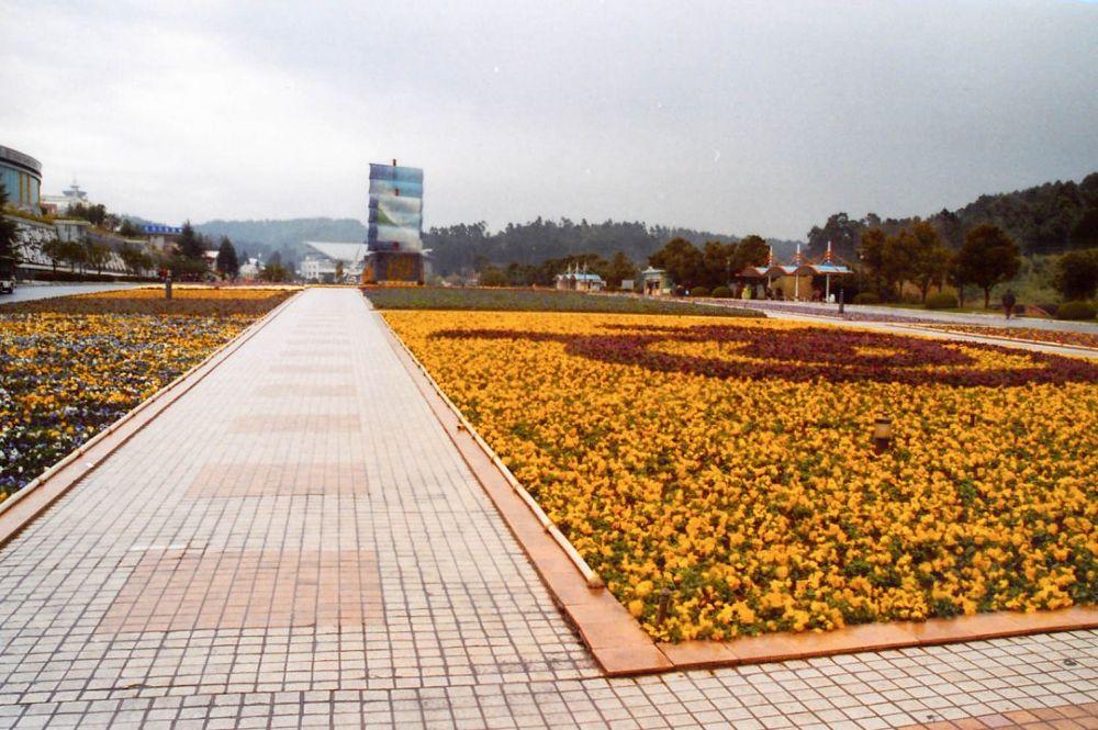 Yunnan_Kunming_World_Expo_Park_001 by Arie Boevé