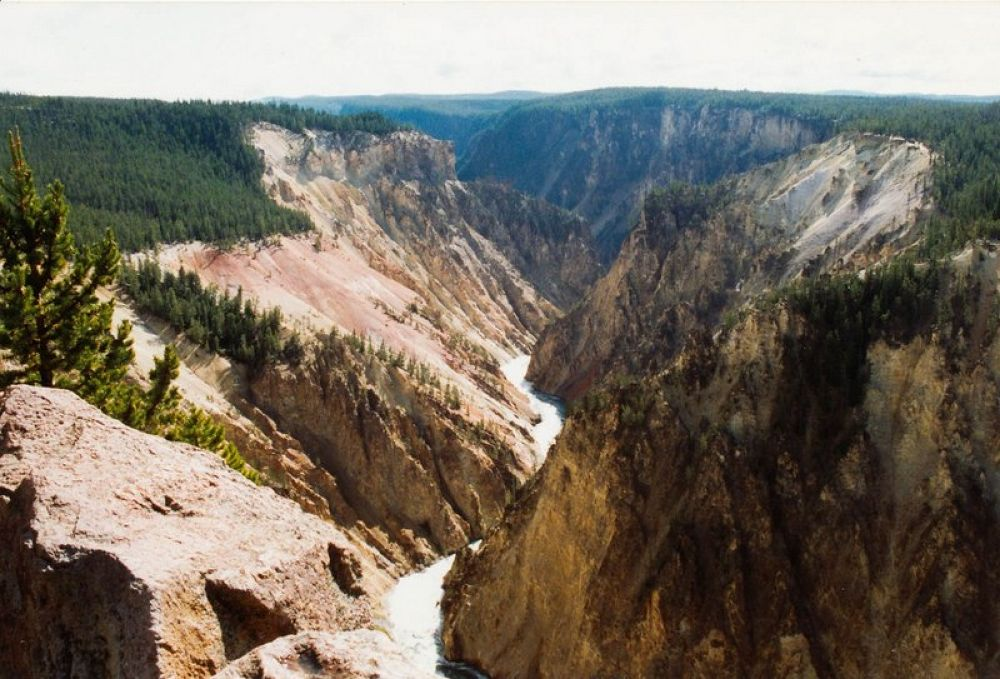 4.USA_Wyoming_Yellowstone_1994-118 by Arie Boevé