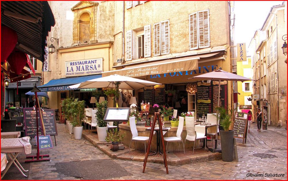 Quaint Brunch  (Aix-en-Provence, France) by EuroAmerican