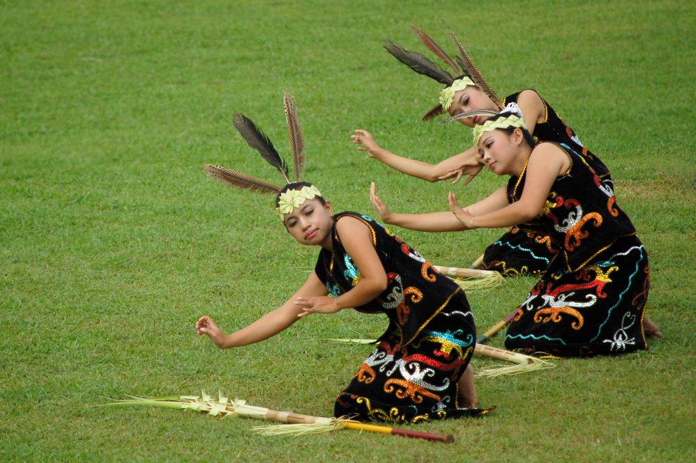 Dayak Pitap, wro ethnic Dayak Meratus by Nadi