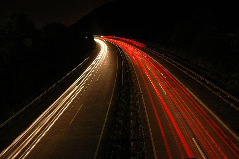 Photo in Random #autobahn dillingen richtung sa