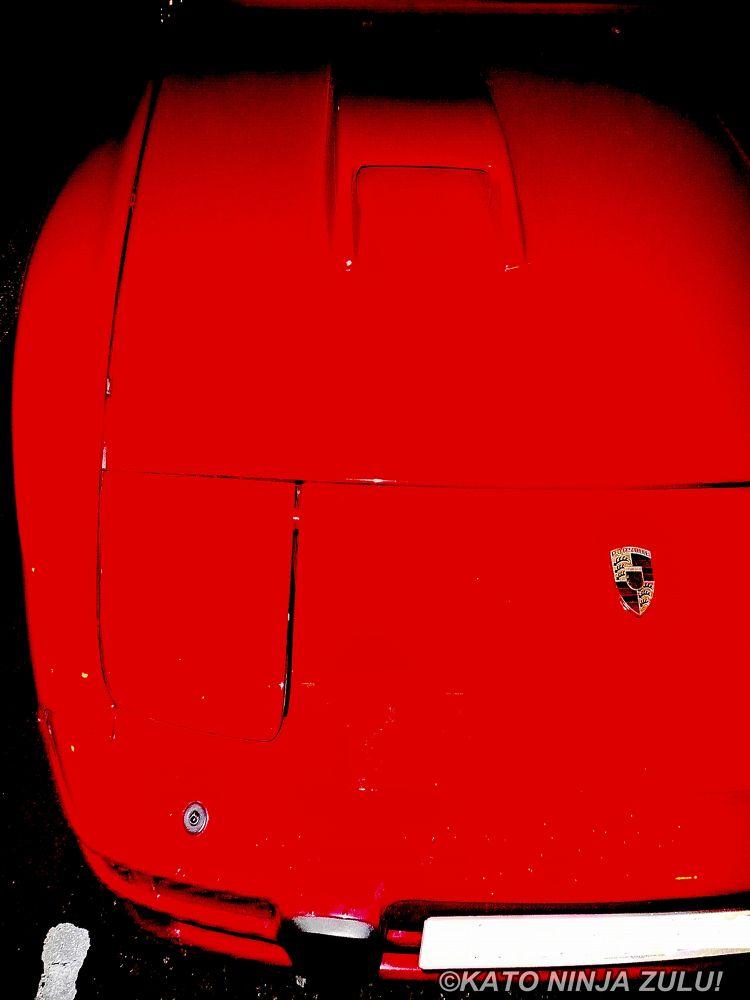PORSCHE 944 (W 924 GTS HOOD) by KATONINJAZULU