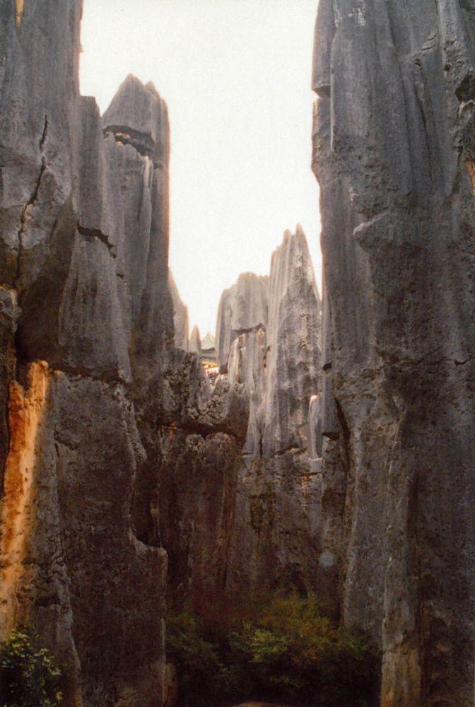 Yunnan_Stone_Forest_005 by Arie Boevé