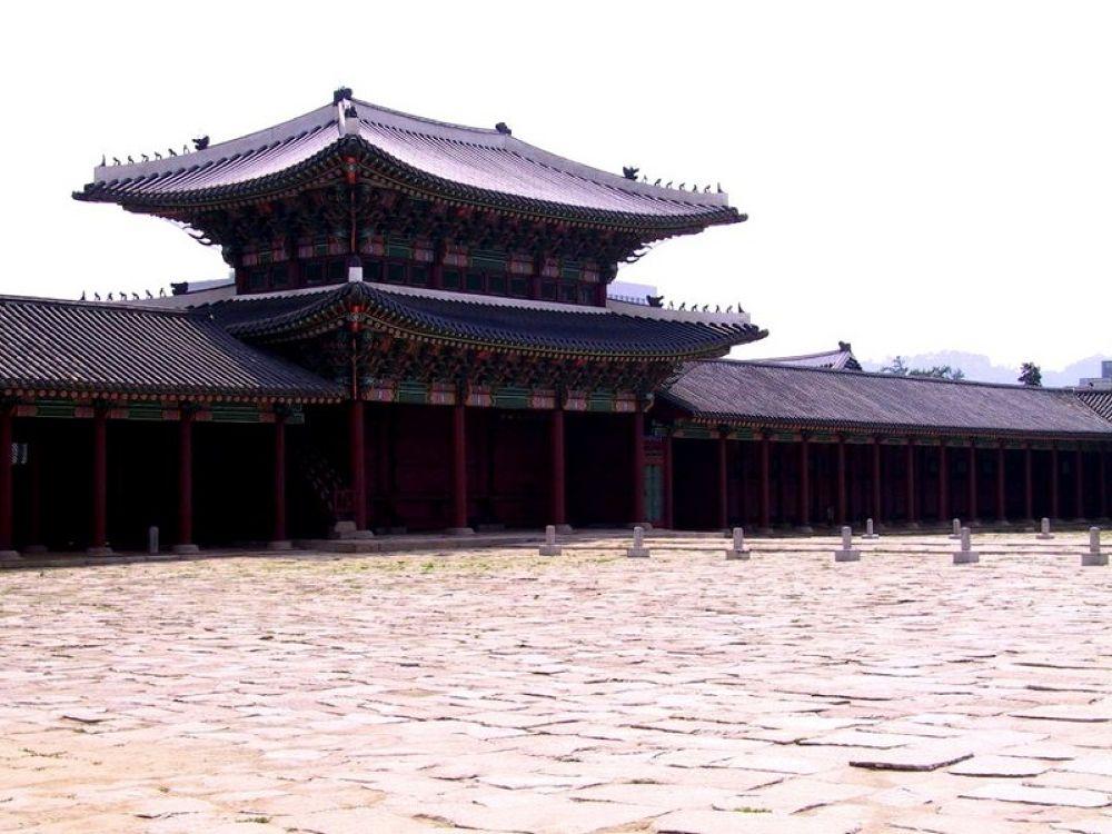 Korea_Seoul_Gyeongbokgung_Palace-102 by Arie Boevé