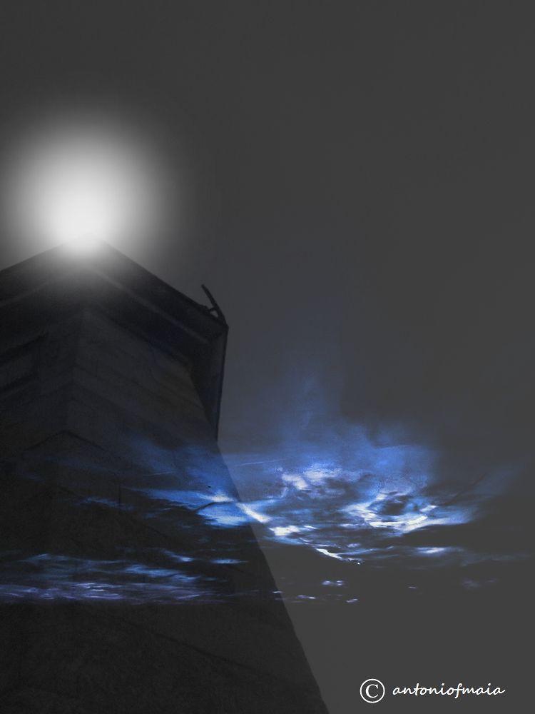 Lighthouse ... by Antonio F. Maia