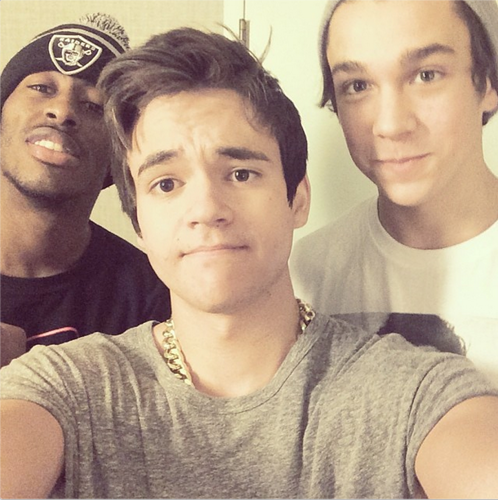You guys are ready? by Austin Mahone