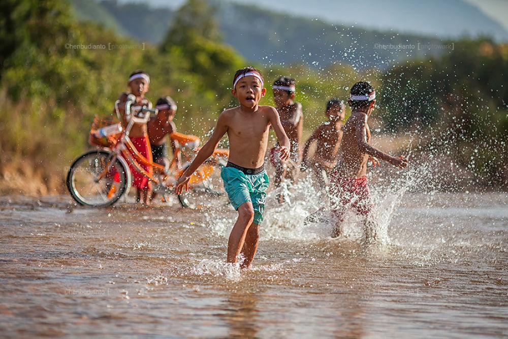 indonesian childrens by heribudianto