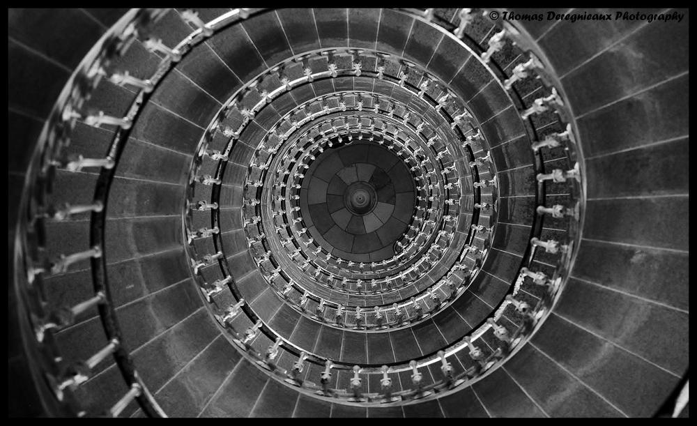 phare des baleines by Thomas  Deregnieaux