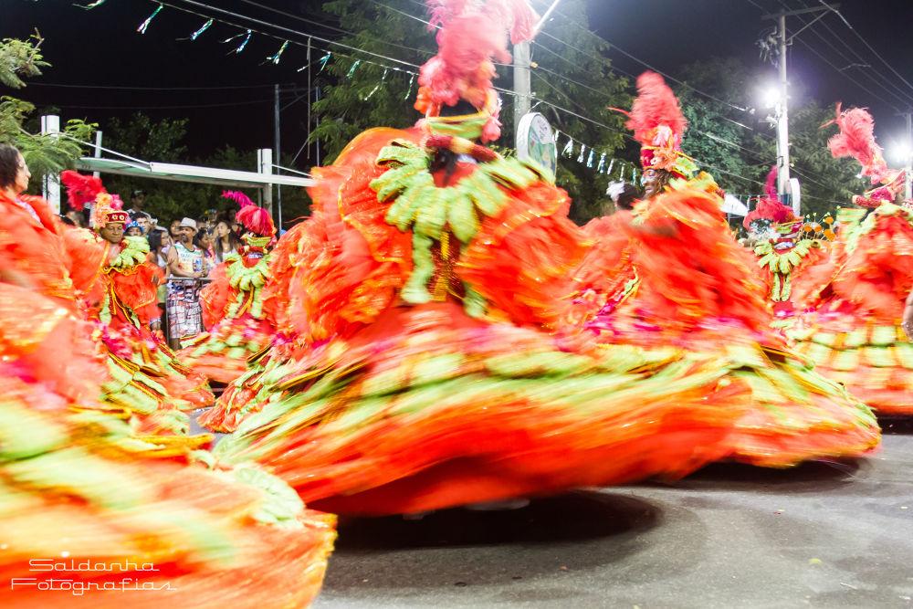 Brazilian Carnaval - Rio de Janeiro - Brazil by Sandro Photograph