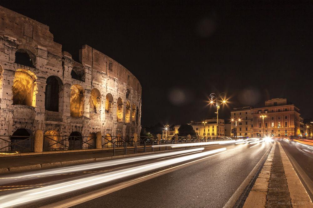 The Streets of Rome by birhav