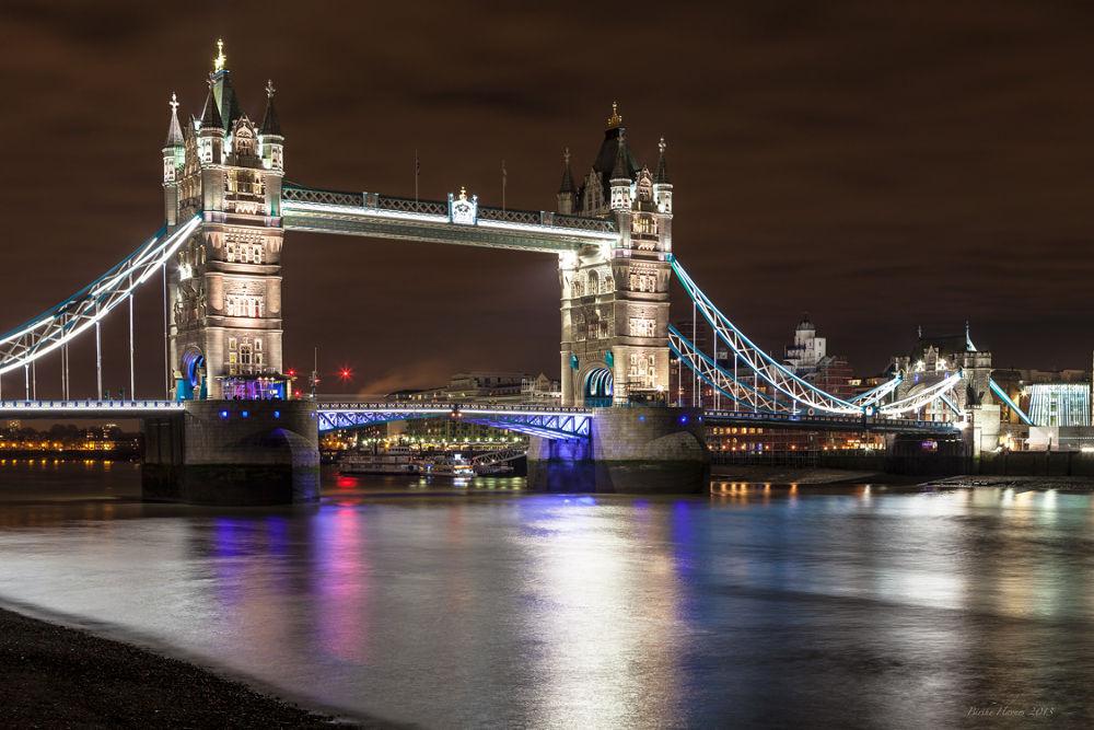 Tower Bridge by birhav