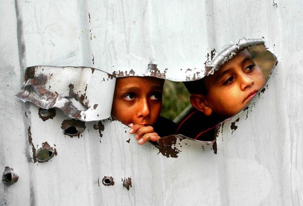 israel-palestinian-conflict by Al Nas
