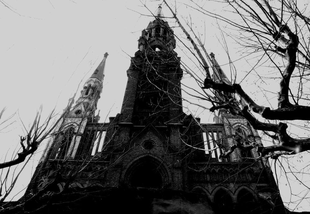 Cúpulas de Lourdes.JPG by Paolalorena