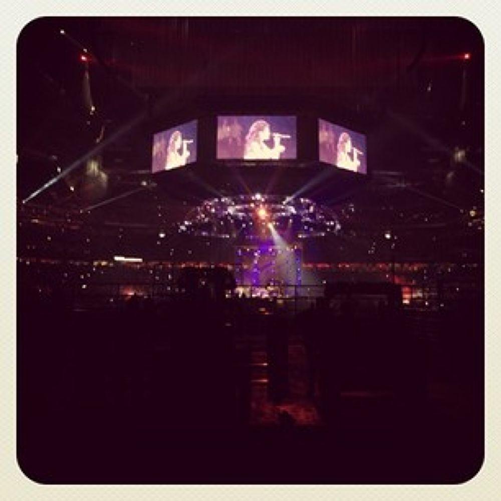 Houston, thank you :) by Selena Gomez
