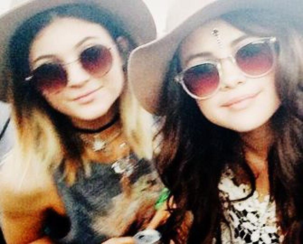 Coachella. ☺  by Selena Gomez