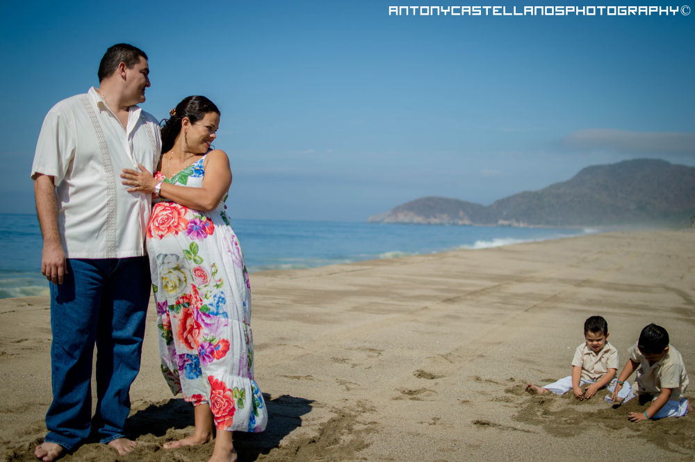 Let the children play by Antony Castellanos