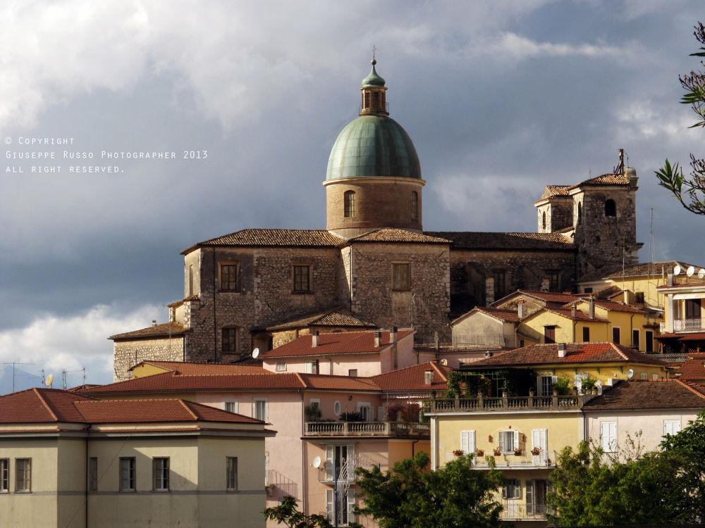 Atina, Lazio, Italy by Joseph71