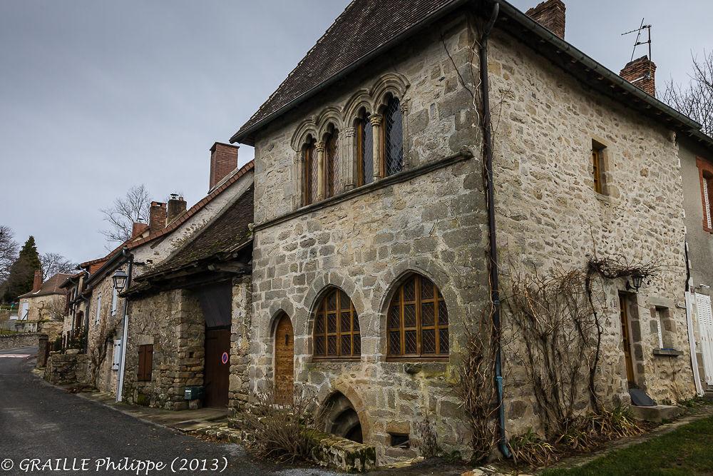 Le Chalard (Haute-Vienne - France) by Philippe Graille