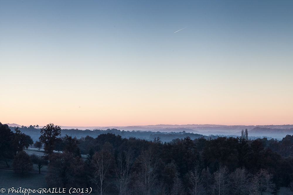 Early morning by Philippe Graille