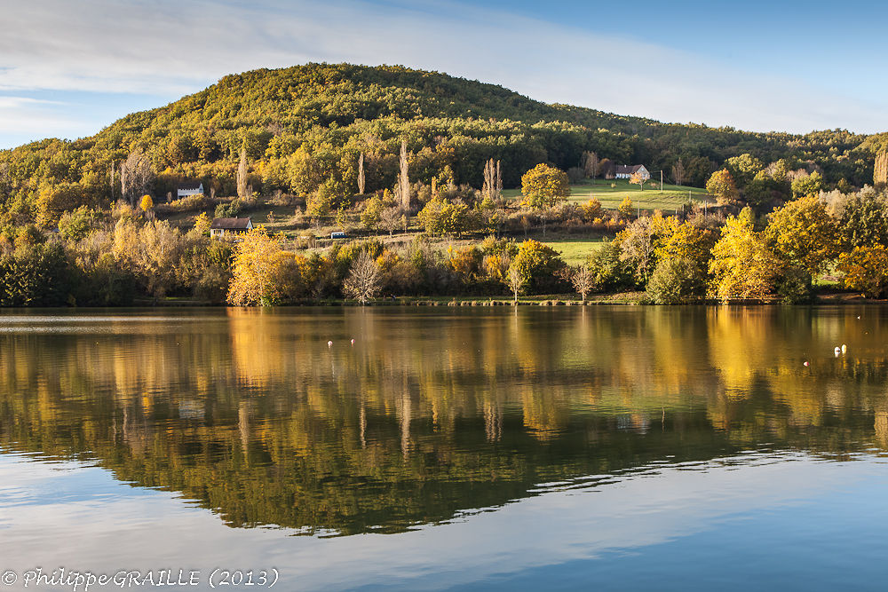 Quiet moments by Philippe Graille