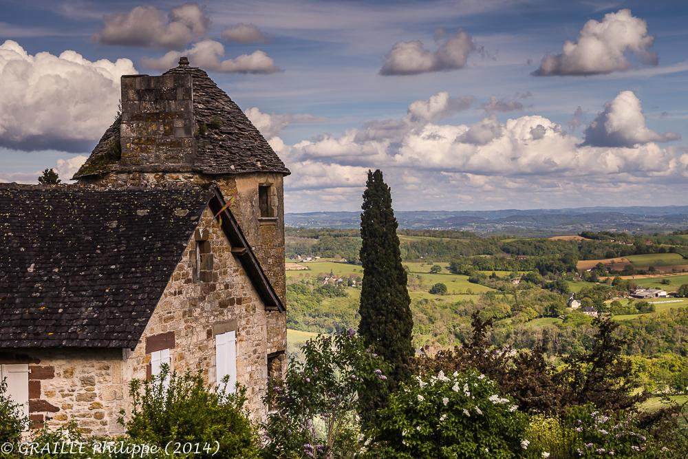 Turenne (Correze - France) by Philippe Graille
