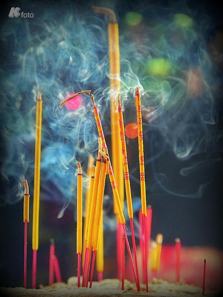 Smoke by Kim CK