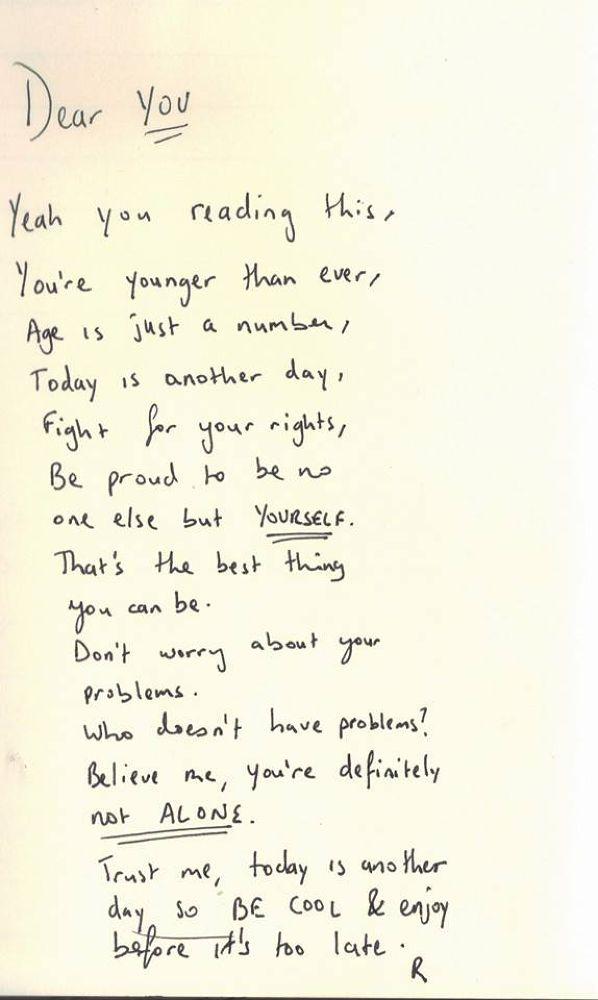 to U my Dearest Reader :)) by AfnanSAlabbadi