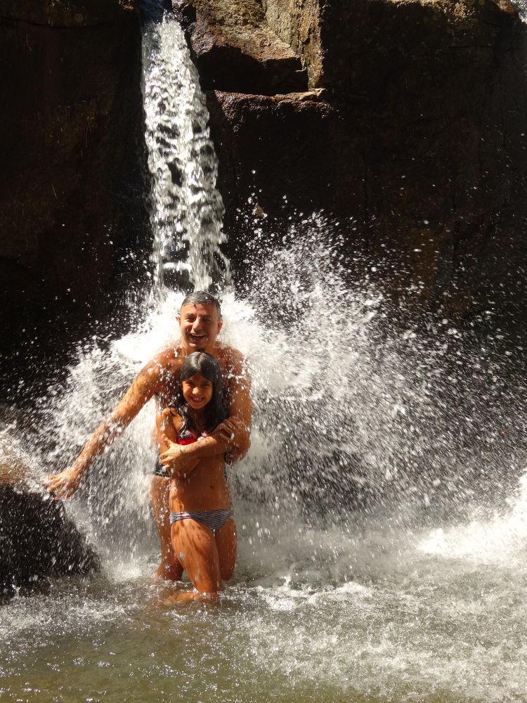 Cachoeira Pedro Davi by Wilton Esteves