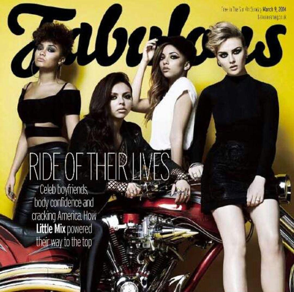 for fabulous magazine ! x by jadeameliabadwi