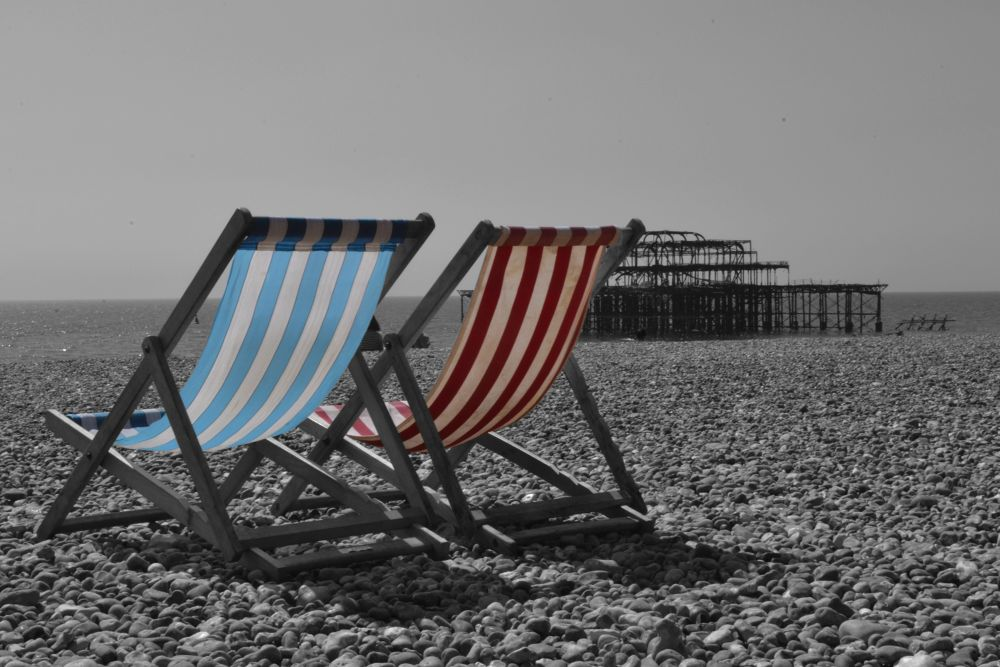 Deck Chairs by CowanCreations