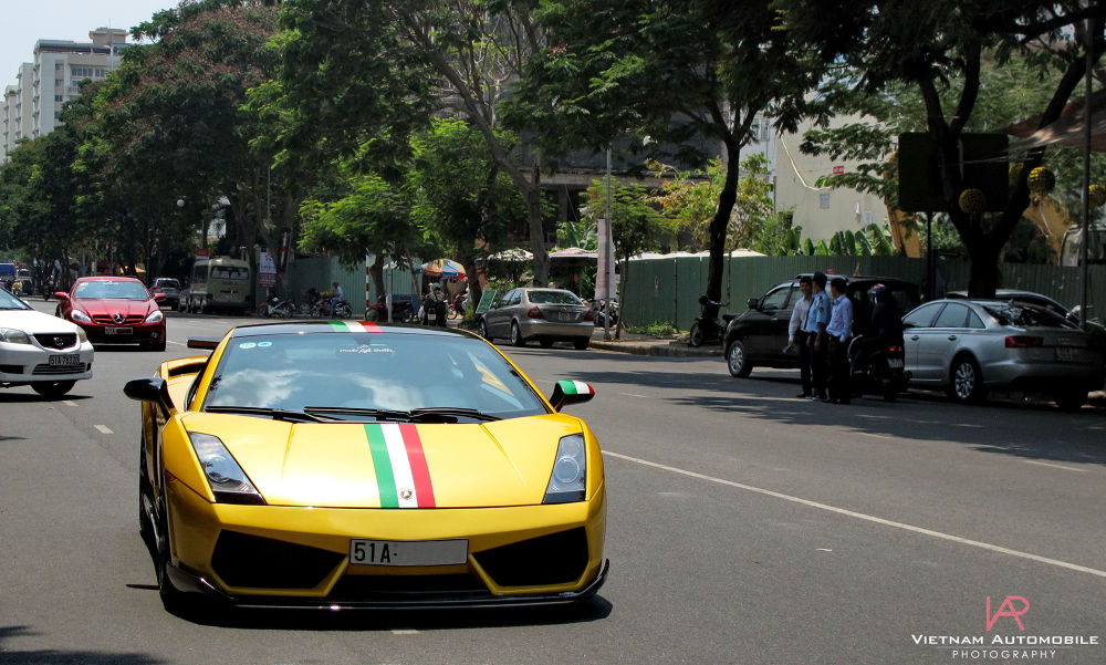 Hamann Lamborghini Garllardo by Quang Tri